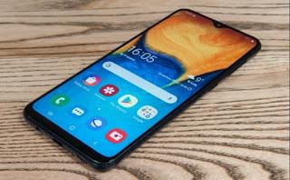handphone samsung galaxy a20 s