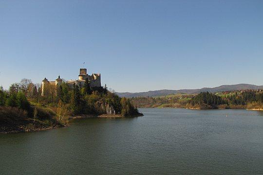 """Zamek """"Dunajec"""" w Niedzicy"""