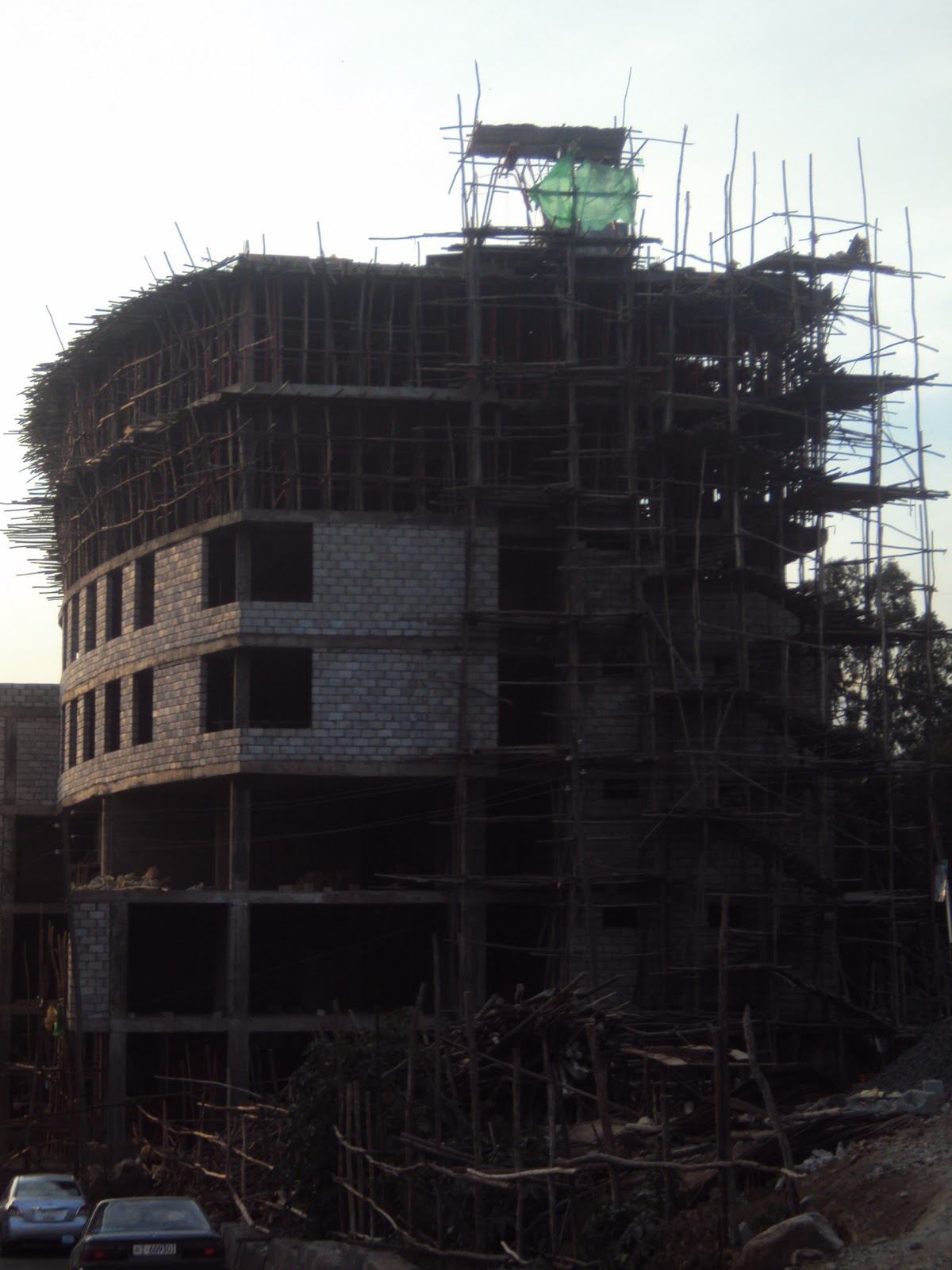 Durame: Construction underway in Addis Ababa for AdCSI Building