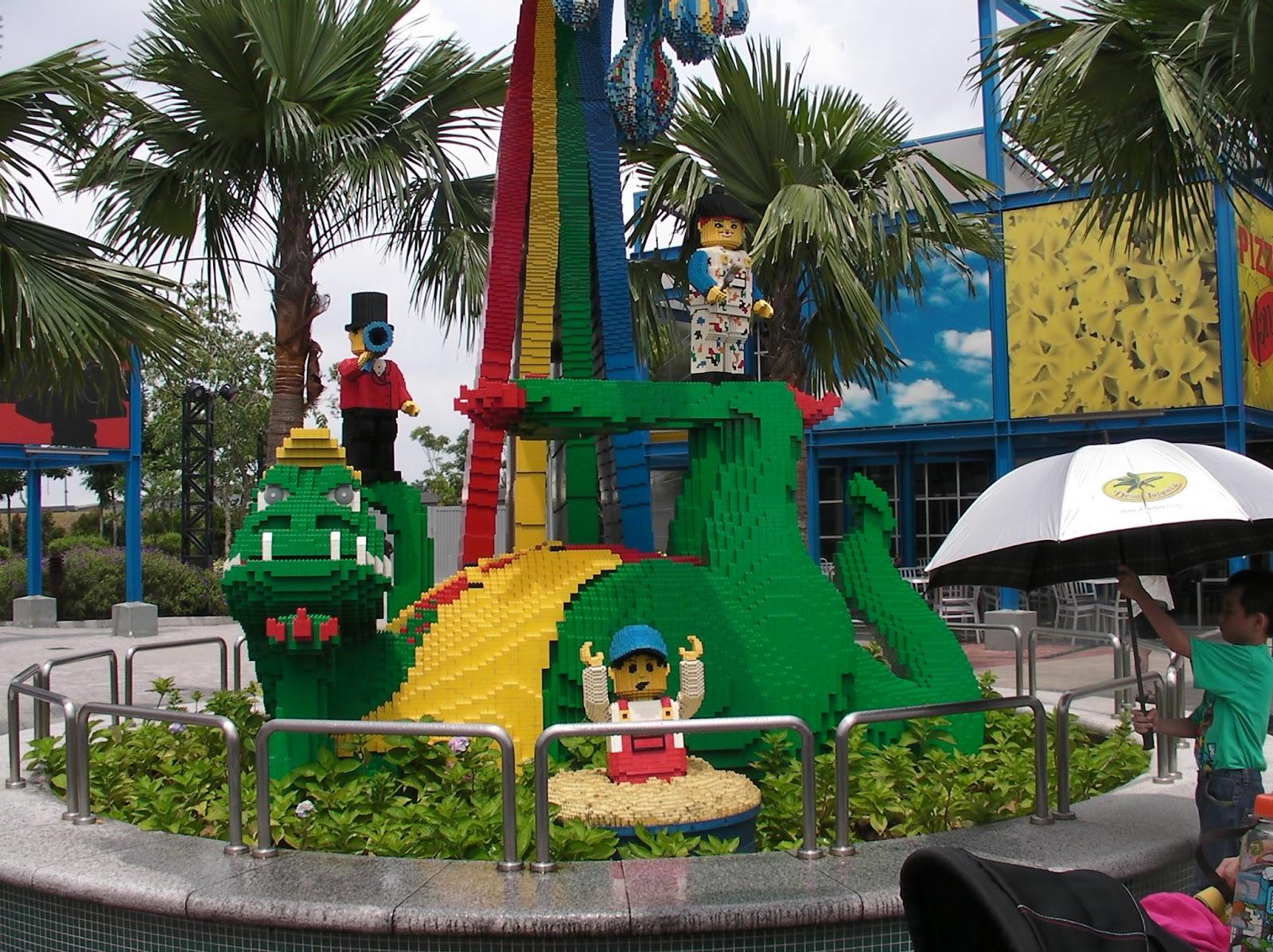 Sharing is Caring: Pengalaman Bercuti di Legoland Malaysia ...