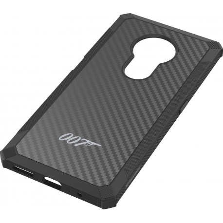 Nokia Kevlar Case - James Bond 007 Edition (Back)