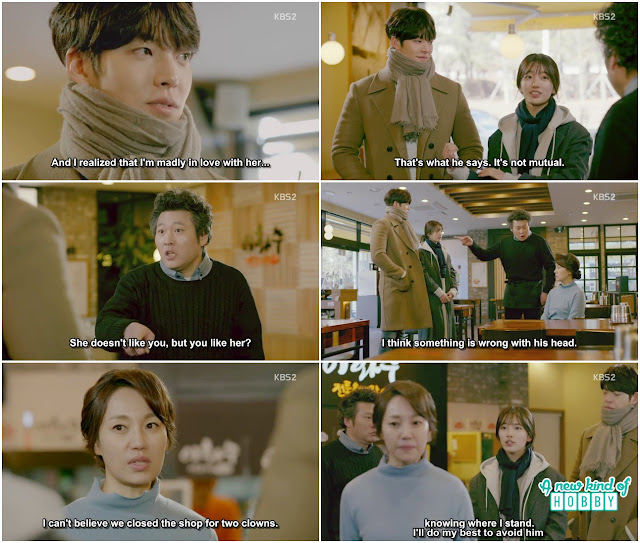She is the girl I Like - Uncontrollably Fond - Episode 8 Review - Korean drama 2016