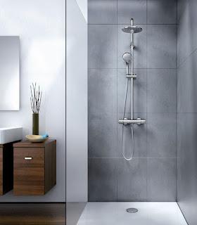 Platos de ducha de carga mineral
