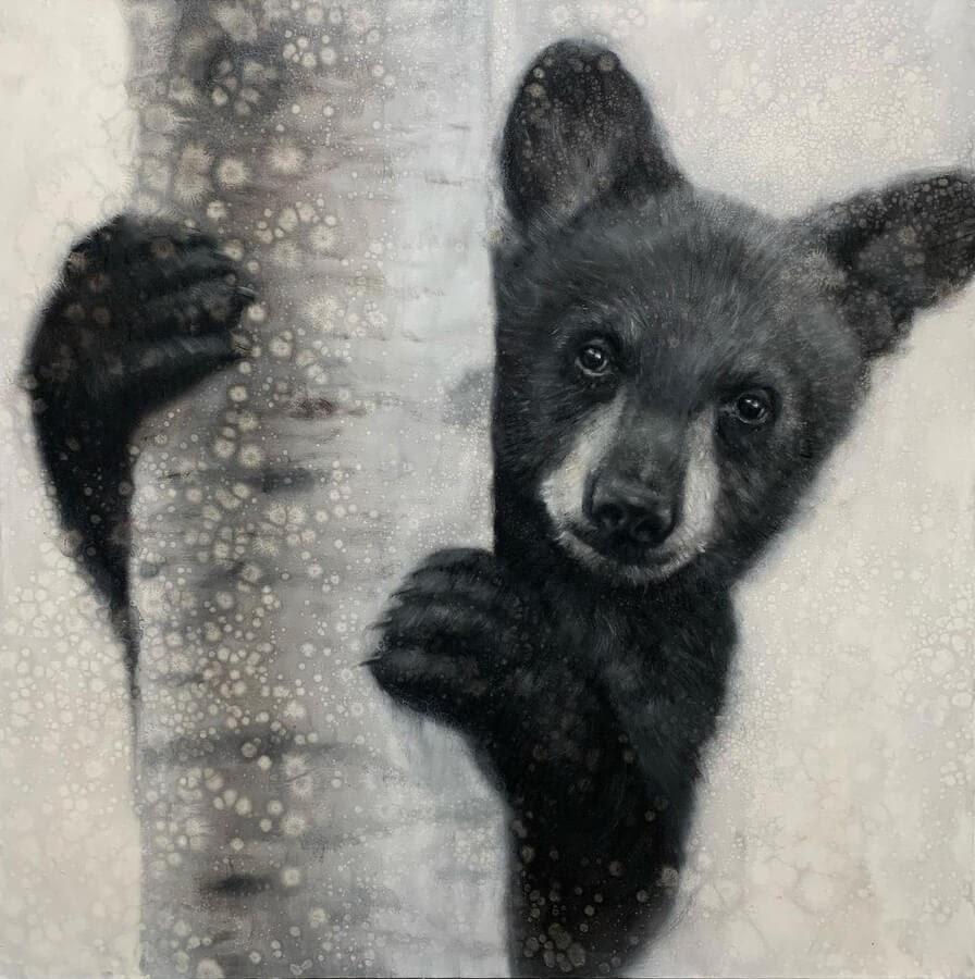 12-Bear-Cub-David-Riley-www-designstack-co