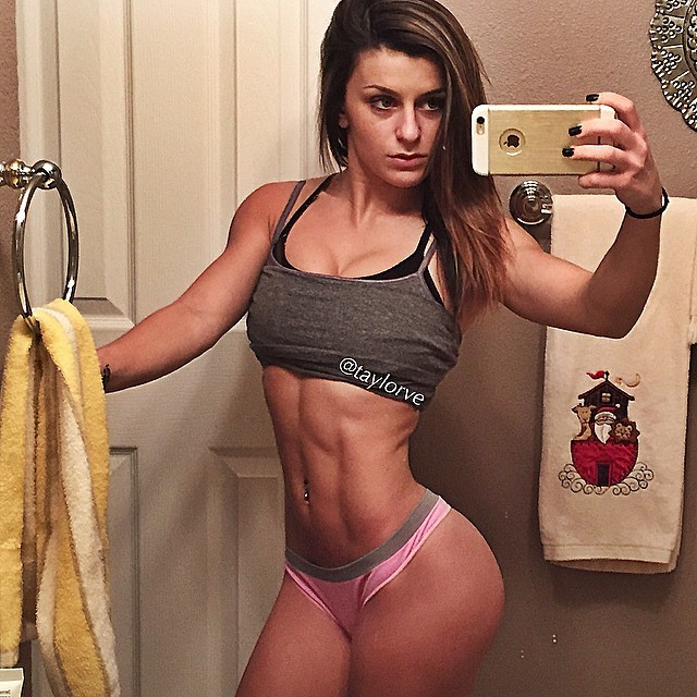 photos Fitness Models Taylor Vertucci 2