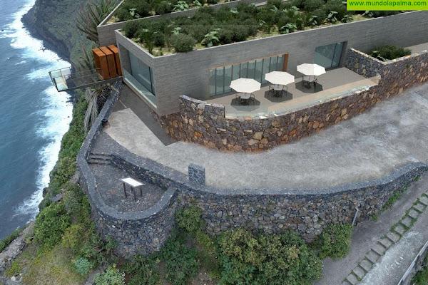 El Cabildo de La Palma da luz verde al proyecto del mirador volado y centro de visitantes de Gallegos