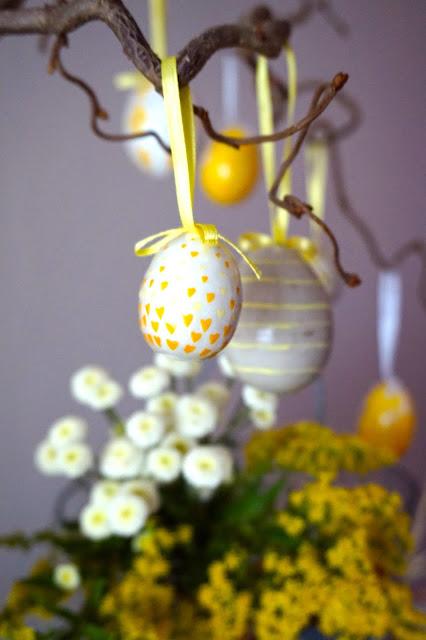décoration de pâques authentique