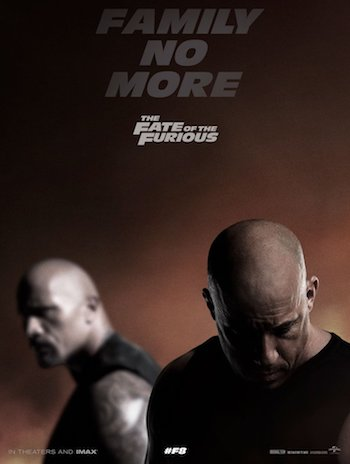 Fast & Furious 8 (2017) Official Trailer