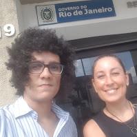 Diego Felipe (SEAF) Joana Macedo (ABECS-RJ)
