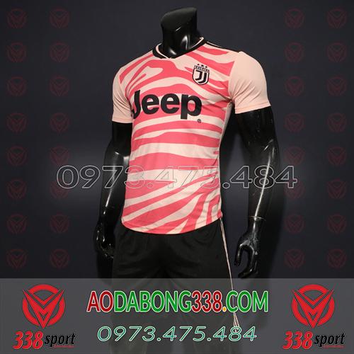Áo Juventus Hồng 2020 Training 28