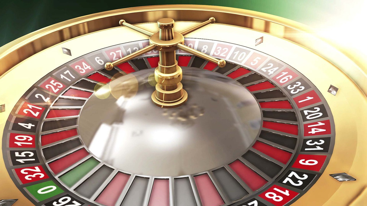 Explain  Roulette Wheel And Its Types