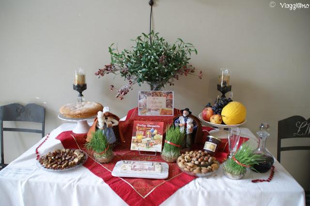 Provenza - i tradizionali 13 Dessert di Natale
