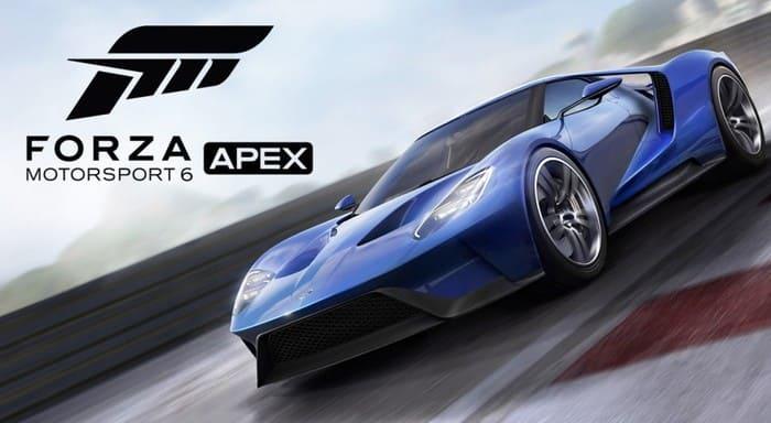 لعبة فورزا موتور سبورت 6 Forza Motorsport 6: Apex