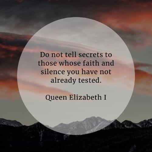 Secrets quotes that'll reveal the facts about the matter