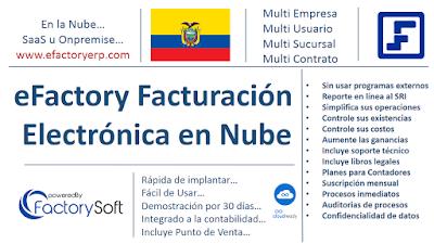 Facturacion Electronica SRI Ecuador: Como Activar el Ambiente de Pruebas y Producción