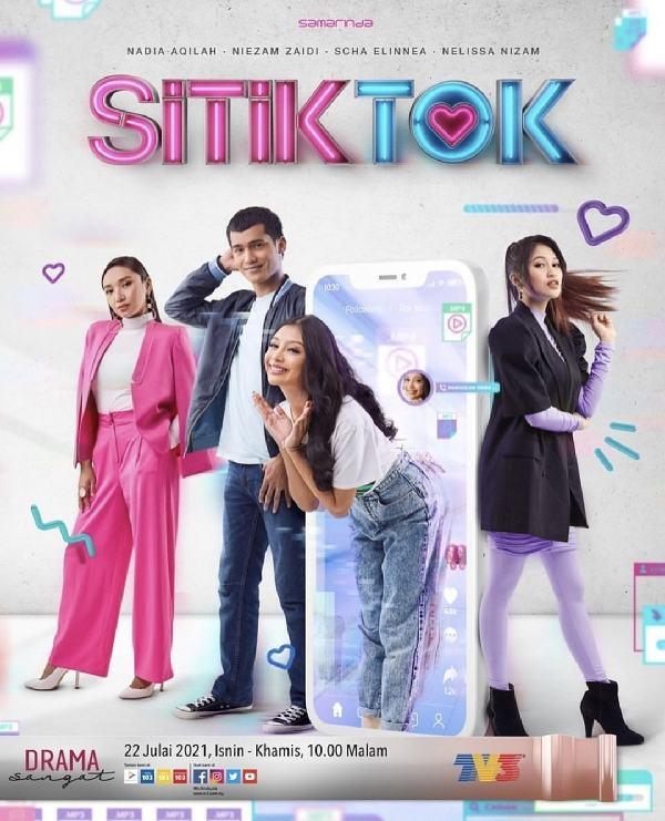 SiTik Tok, Drama Terbaru Slot Samarinda TV3