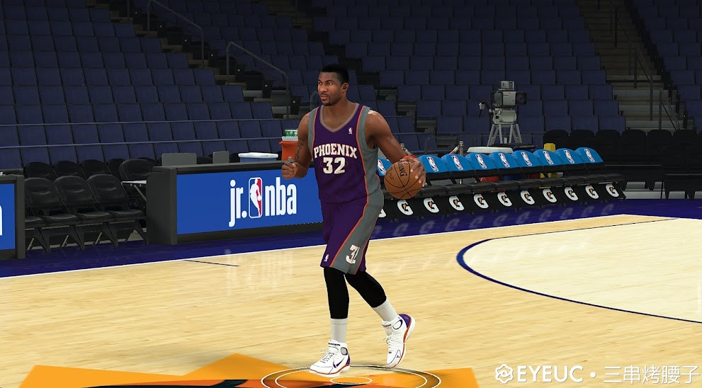 Amar'e Stoudemire Body Model By Shoddy Series [FOR 2K21]
