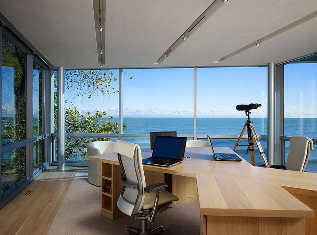 Simple Coastal Bedroom