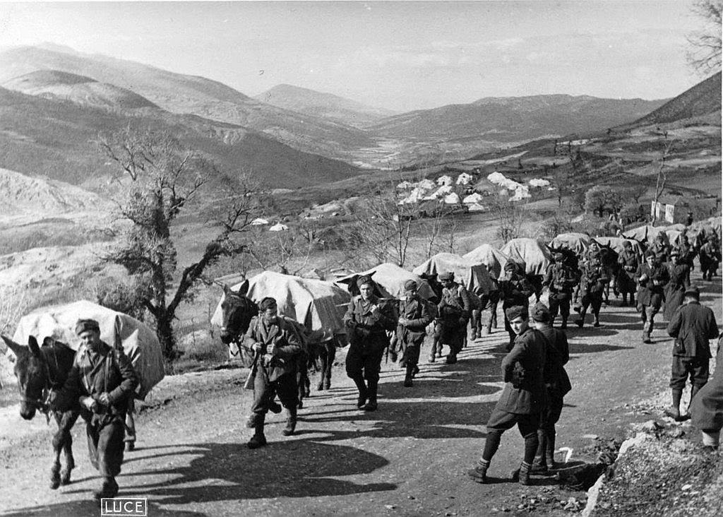 Italian invasion Greece 1941