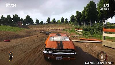 Gravel Gameplay