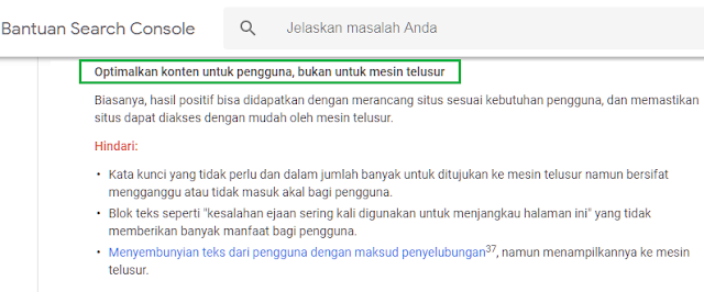 "Tips membuat konten ""artikel"" seo friendly 1000 kata"