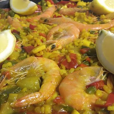 arroz-verduras-marisco