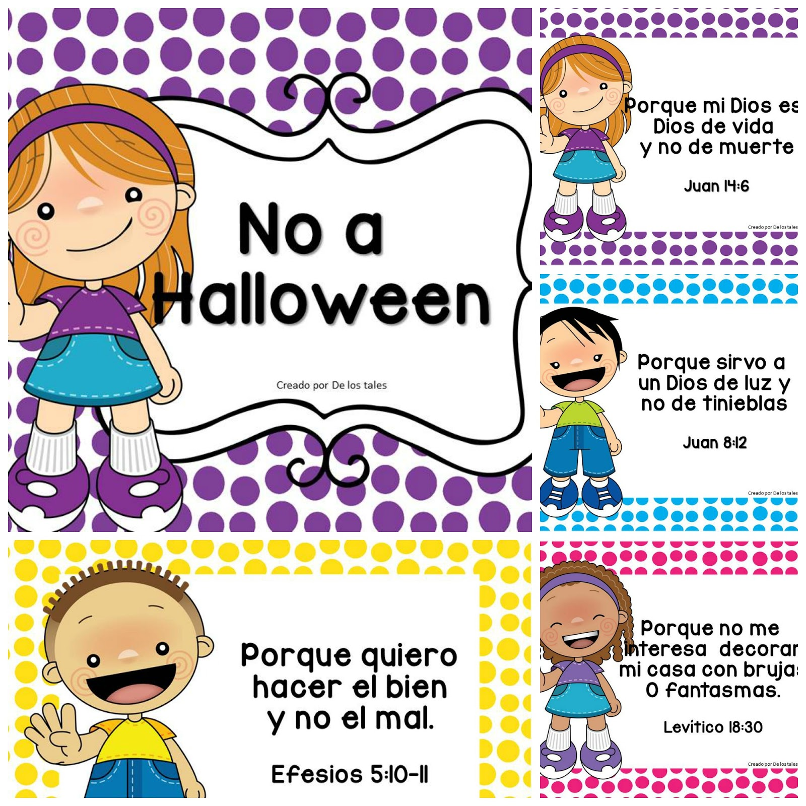 no a halloween de los tales