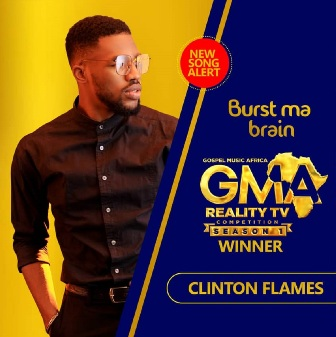 GMA Reality TV Competition Season 1 Winner - Clinton Flames to Drop New Song || @clintonflames @gmarealitytv