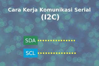 Cara kerja I2C (Inter-Integrated Circuit) Pada Komunikasi Serial