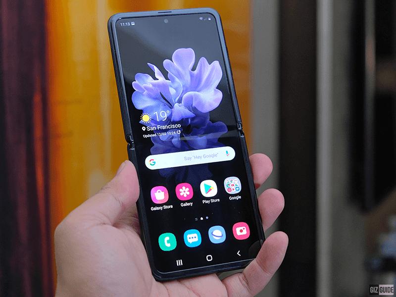 Globe, Smart Samsung Galaxy Z Flip postpaid plans revealed!