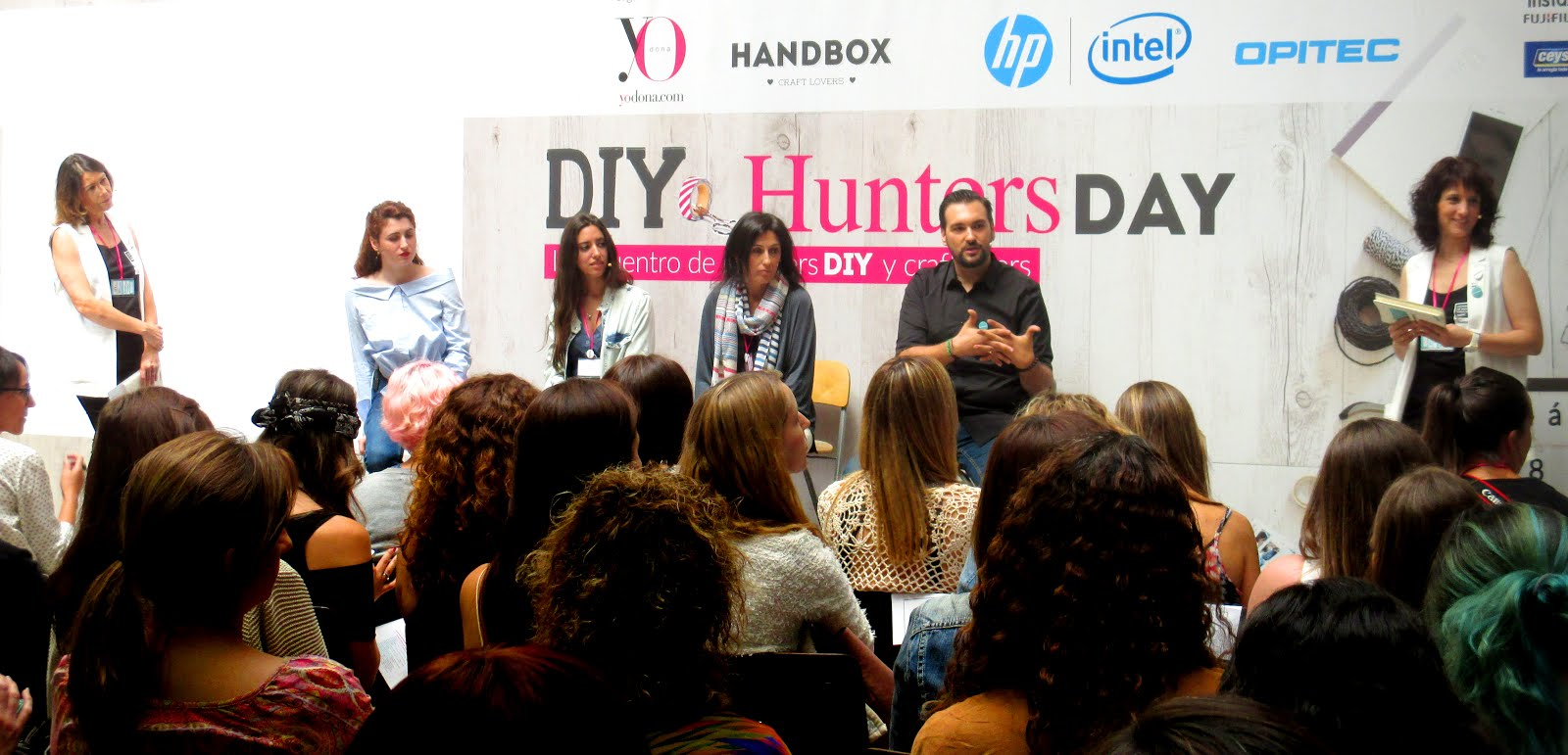 DIY HUNTERS DAY y Scrapamundi