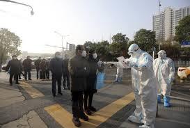 ووهان_الصين الخوف من عودة قوية لفيروس كورونا !