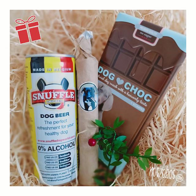 Dog Choc honden chocolade | 'chocolade' voor honden