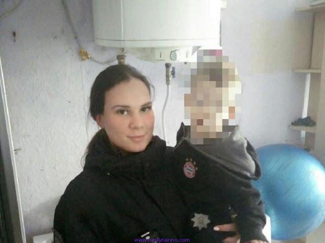 В Харькове горе-мать закрыла малютку в квартире и ушла в «закат»