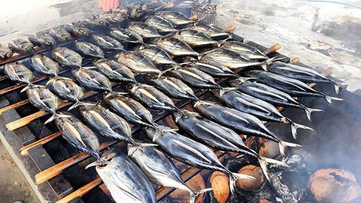 Cara Mengolah Ikan Cakalang Fufu