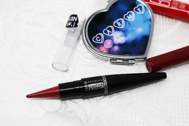 Essence Lipstick e liner