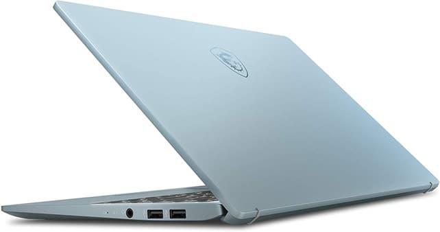 MSI Modern 14 B10MW-050XES: ultrabook Core i7 de 14'', con disco duro SSD, disco SSD y teclado QWERTY en español