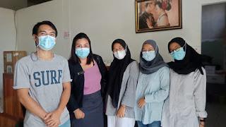 Pelepasan Siswa/i Praktek Kerja Industri SMK TI Bali Global Badung Gelombang 1 Tahun Ajaran 2020/2021