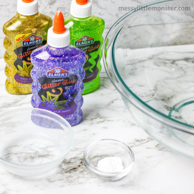 contact solutions slime recipe ingredients