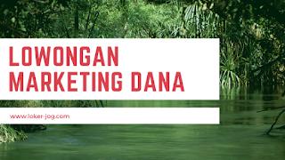 Lowongan Marketing Dana Lazismu Sleman