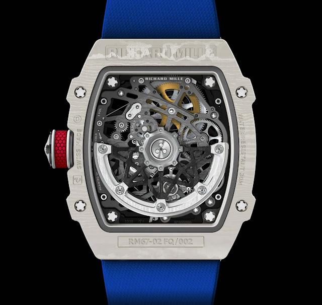 Richad Mille RM 67-02 Alexis Pinturault