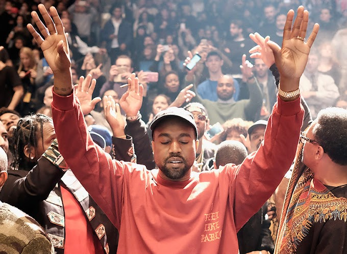 Watch: Kanye West confirms he has converted to Christianity