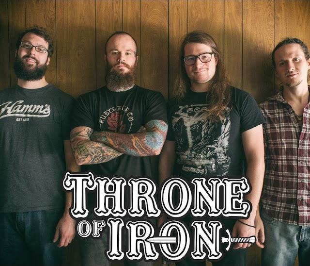 Το συγκρότημα Throne of Iron