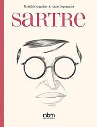 Sartre Comic