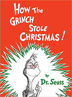 How the Grinch Stole Christmas Book, Christmas Book Countdown