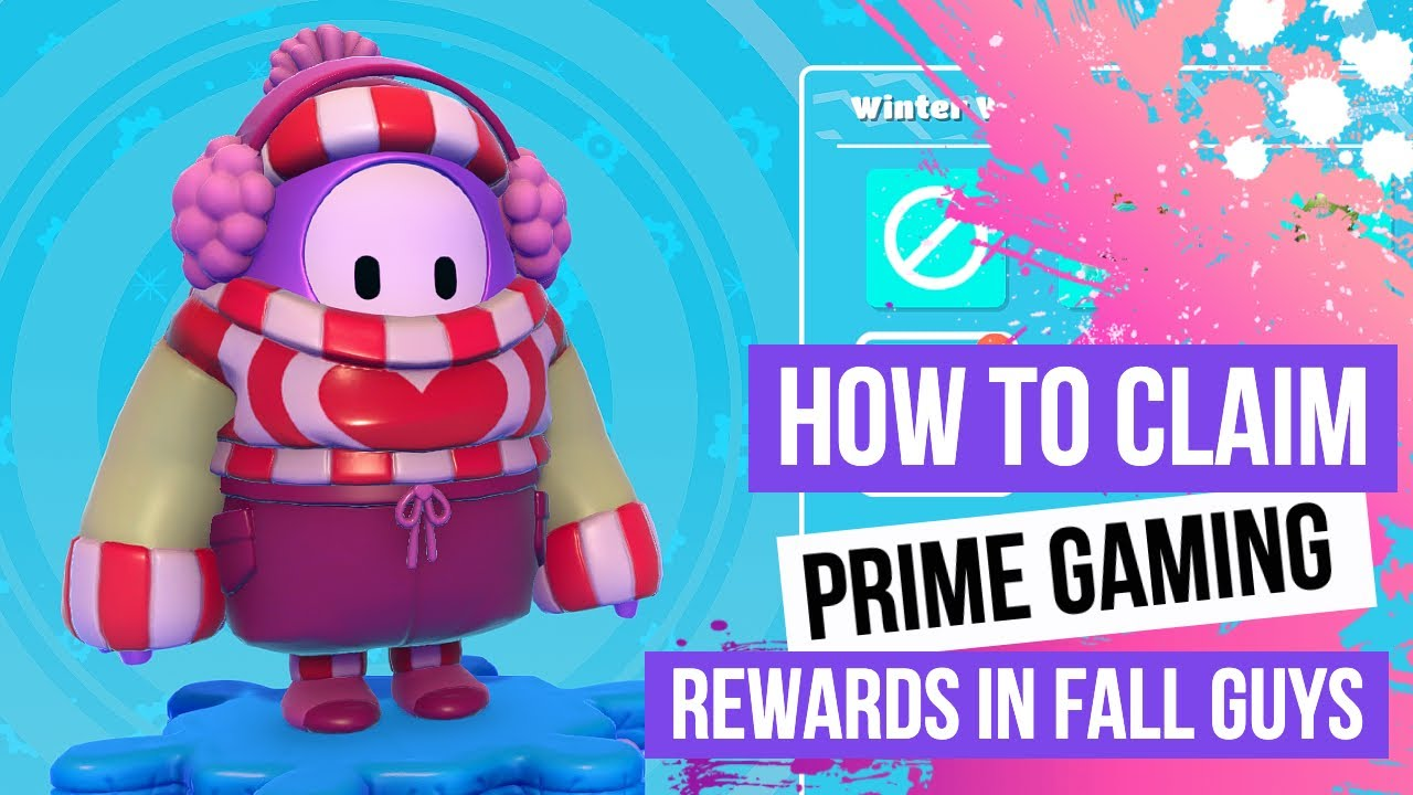 Fall Guys Guide: How to Redeem the FREE Winter Bundle