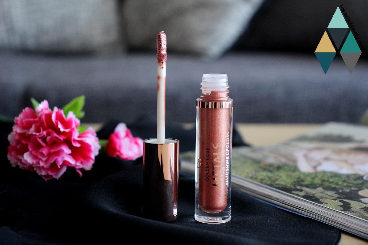 avis et swatches pink nude cookies makeup metals