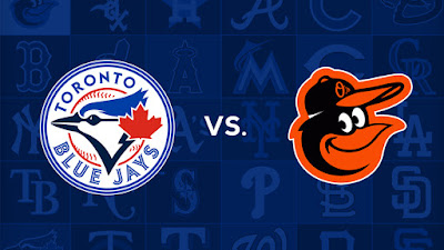 MLB : Blue Jays-Orioles in Pivotal AL East Matchup