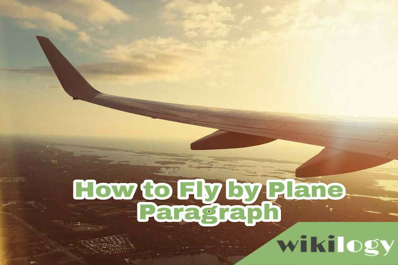 How to Fly by Plane Paragraph