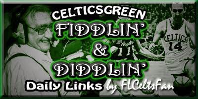 Fiddlin' and Diddlin' - Celtics Daily Links  12/26/20